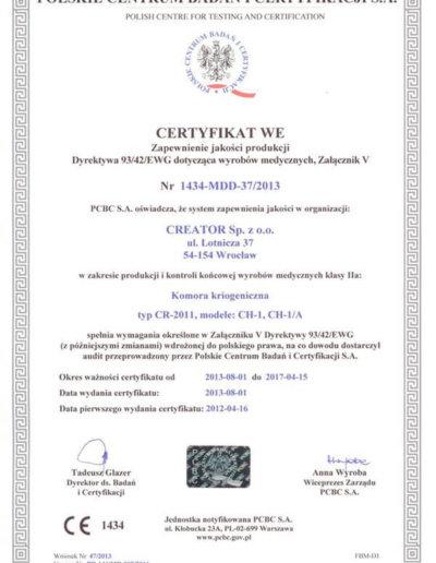 Certyfikat-CH-1a
